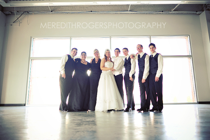 Meredith Rogers Photography - Indianapolis Photographer Wedding Portrait